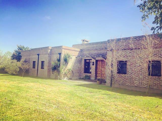 Casa en Barrio Privado - Zarate. - Zarate - Rumah
