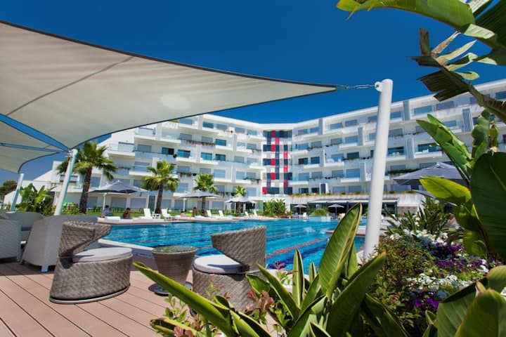 Luxury Apartment in Evrenseki,Side(Q Spa&Wellness)