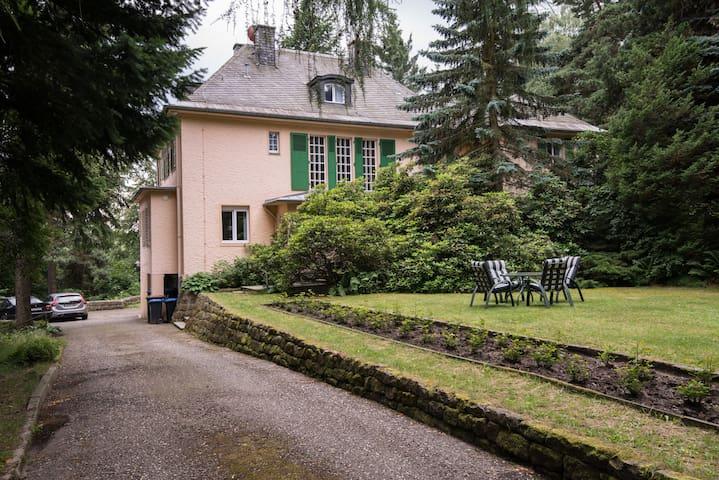 1937er Villa in der Sächsischen Schweiz - Bad Gottleuba-Berggießhübel