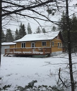 Little Retreat in the Forest - North of Gimli - Camp Morton - Hus