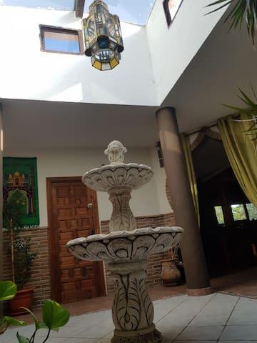 Double room in Villa Robles