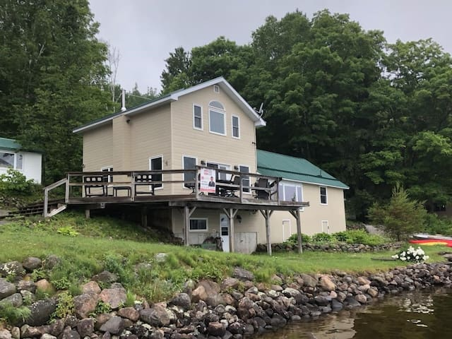 Cottages at Bon Echo's Edge: Main Cottage