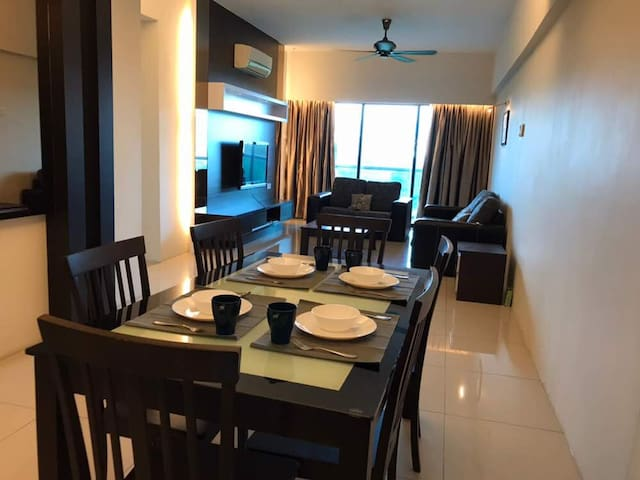 KINTA RIVERFRONT APARTMENT SUITES WOODEN IN STYLE