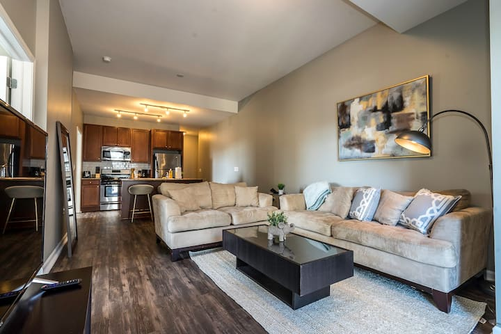 New! 2BR Apartment near McCormick Place!