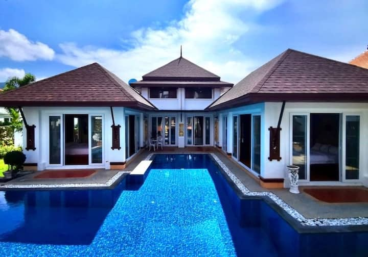 Luxury Villa 4 bedrooms