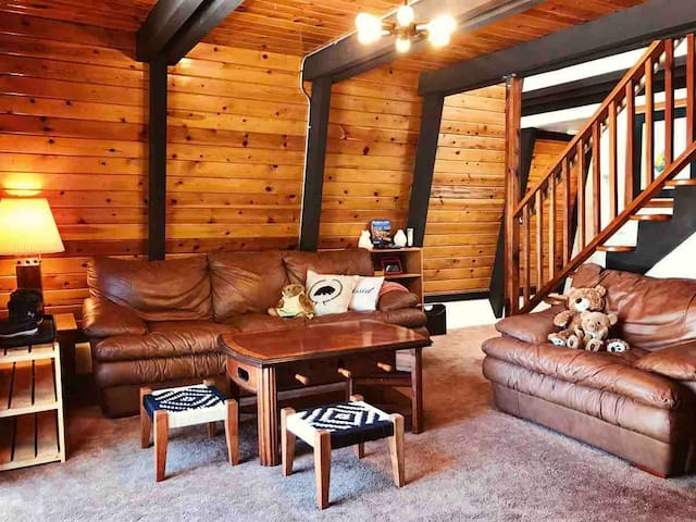 Sherwood Lodge - A cozy family cabin