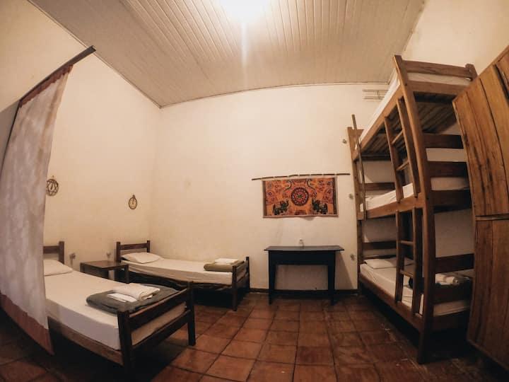 Casa Don'anna - Quarto Três Barras