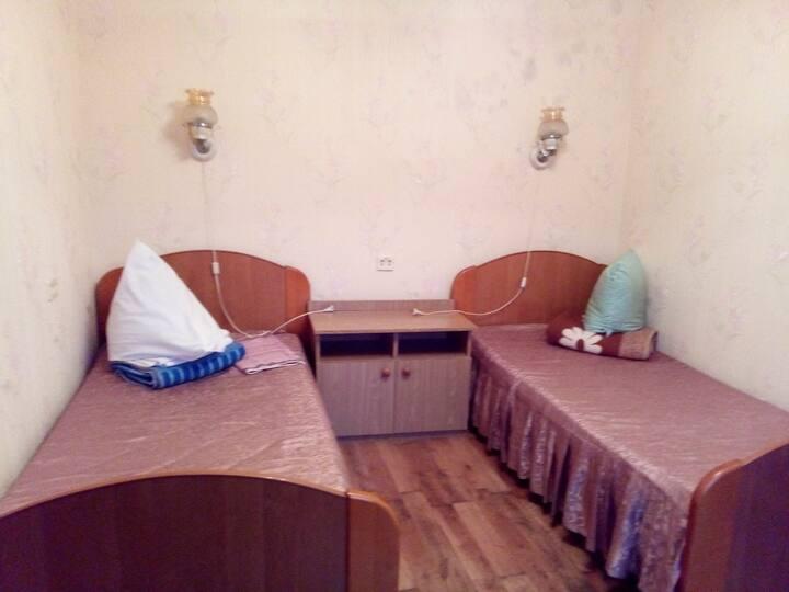 """Классные апартаменты  рядом с метро """"Теремки"""""""