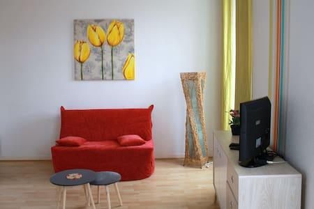 Studio de 25 m²-Très calme et sécurisé