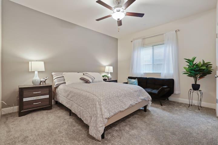 A closer look at the Bedroom