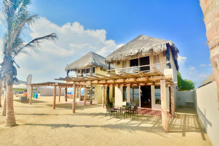 CerritosSurfTown Hotel  2 bedroom  Ocean Front A/C