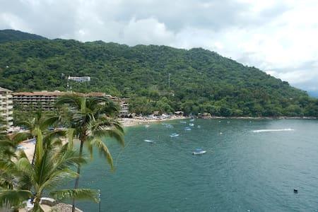 La Jolla de Mismaloya Condo/Incrediable OceanViews - Puerto Vallarta - Ortak mülk