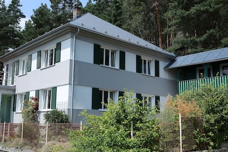 Apartments in the middle nature - Koberovy