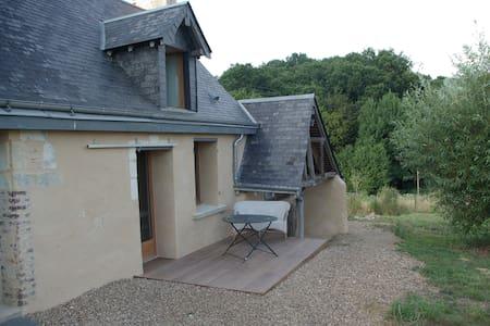 La maison de Vauperroux - Chahaignes - Dom