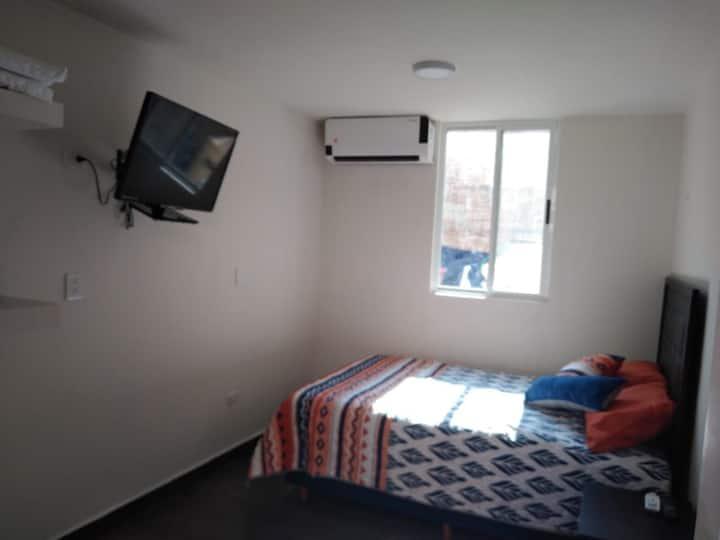 La habitación de Mine