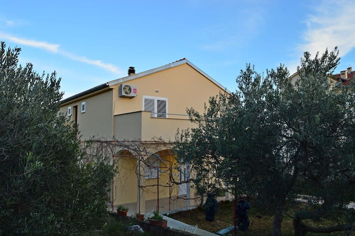 Apartments Vilim / Two bedrooms A1 - Tisno - Lägenhet