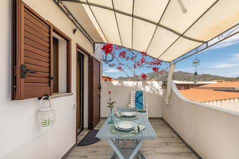 New studio apartment in Sardinia 10 min from the sea