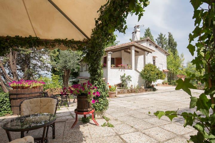 exclusive villa in Umbria's nature - Terni - Dům