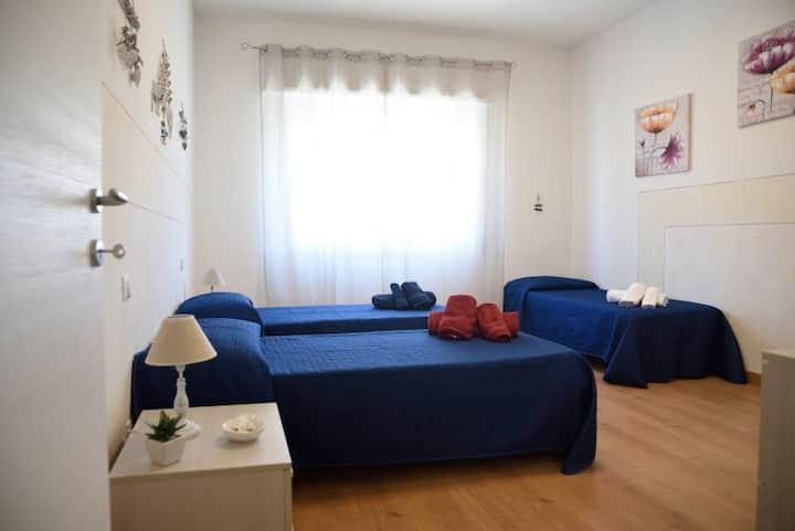 Casa Vacanze Il Ponte3. Appartamento ristrutturato