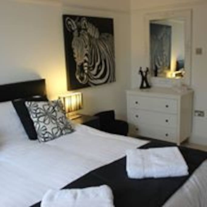 Tolcarne bedroom