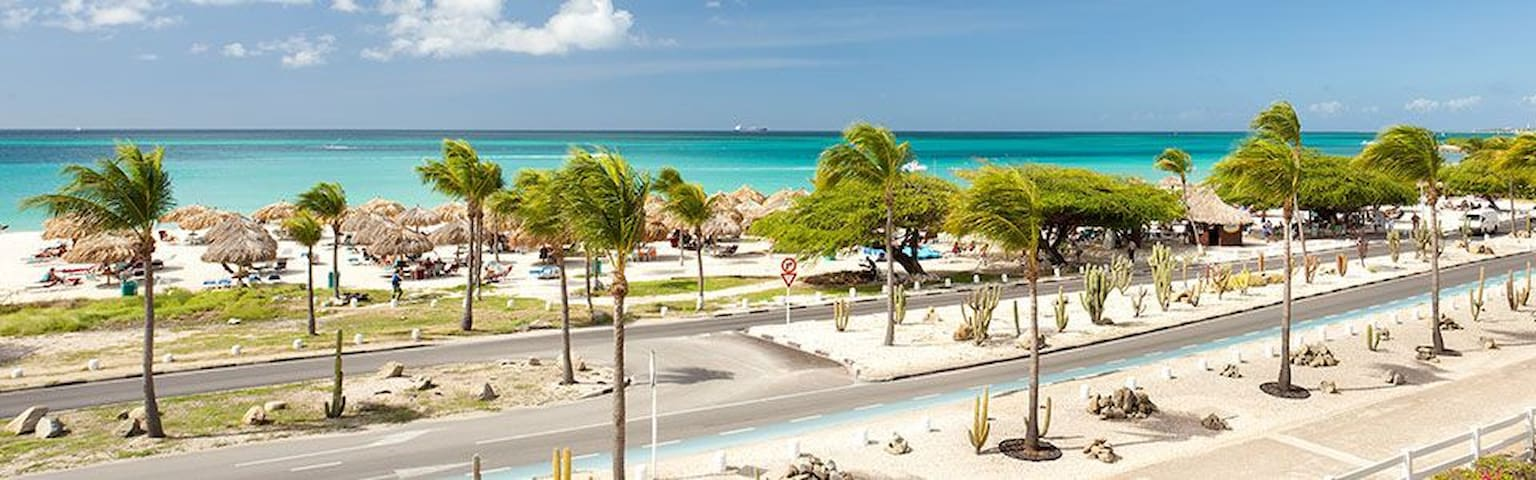 One bedroom timeshare in ARUBA LaCabana Beach Club - Oranjestad-West - Apartment