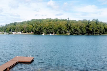 Marble Lake - relax, rest, and rejuvenate.