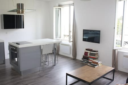 Cozy flat next to Paris and the RER - Nogent-sur-Marne