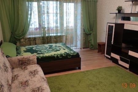 Уютная квартира в центре города - Nizhniy Tagil - อพาร์ทเมนท์