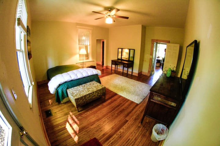 Private Suite in Historic St. Elmo - Chattanooga - Casa