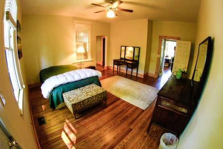 Private Suite in Historic St. Elmo - Chattanooga - Hus