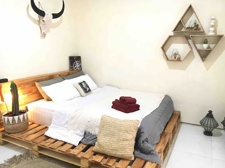 Cozy Studio in the Heart of Umalas - Hidden Gem