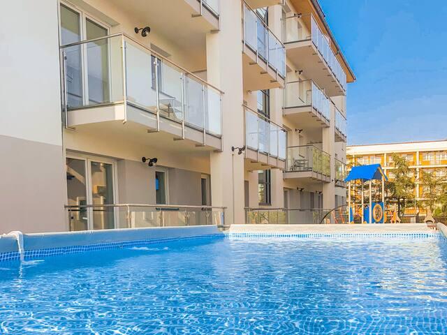 Wczasowa 8 - Apartament typu standard