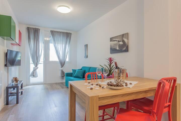 Santa Sofia Apartments-PiazzaDeiSignori Apartment