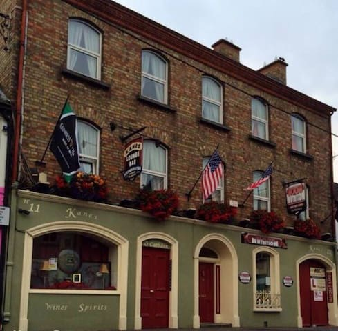Charming Double in Historical Athy