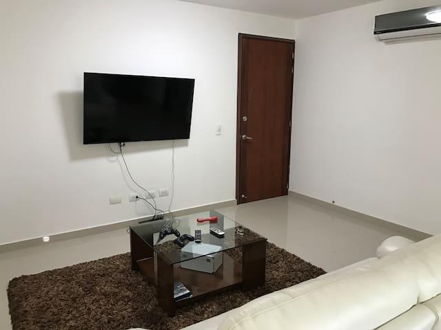 Moderno apartamento - Santa Marta - Apartament