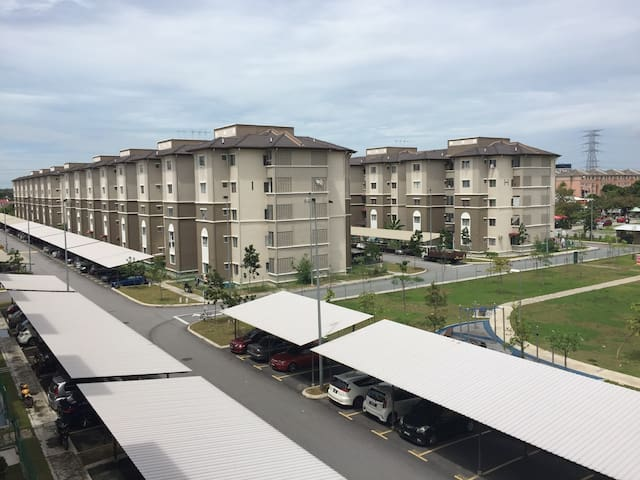 Akasia Apartment - Klang - Flat