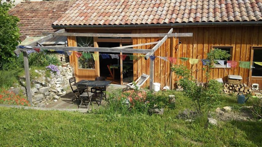 Belle maison écologique - Recoubeau-Jansac - Casa
