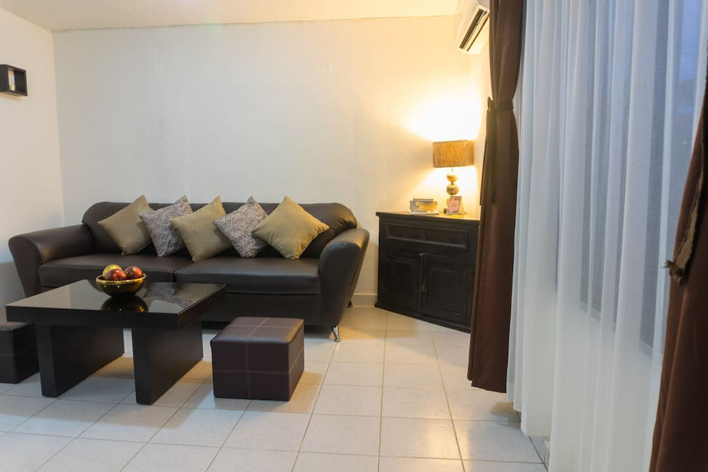 Vacation Apartment in Cozumel fully furnished.