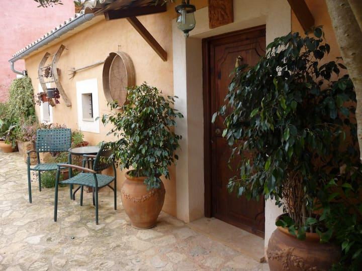 Casa  Acuario 2 -3 personas #romántico# rural#