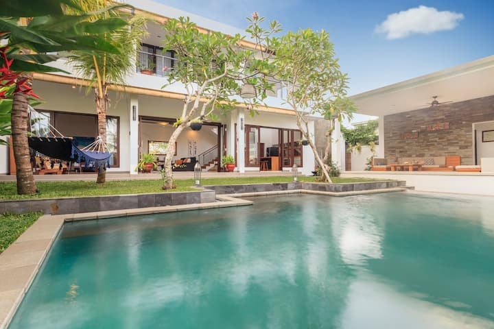 Mai Mai Villa Ungasan - Bali - Family Holiday Home
