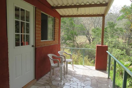 Double room near to a beautiful lake in Nayarit