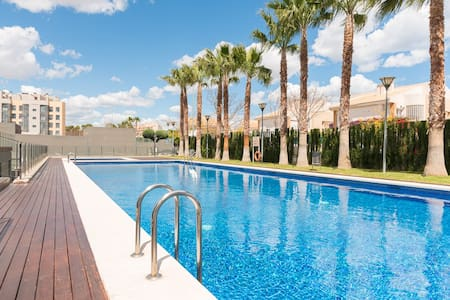 Apartment 800m from the beach - El Campello - Apartmen