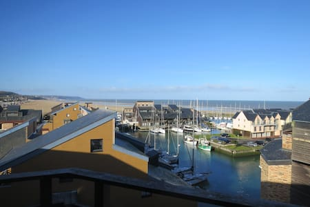 Mini Duplex vue Mer Deauville - Deauville - Lägenhet