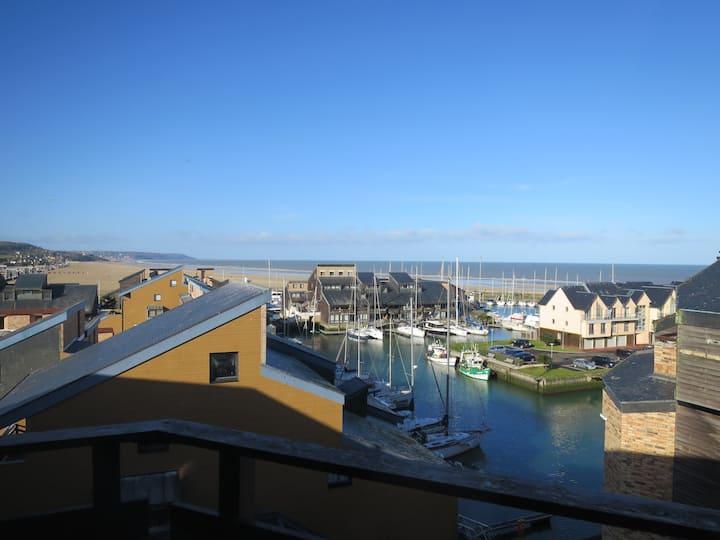 Mini Duplex vue Mer Deauville