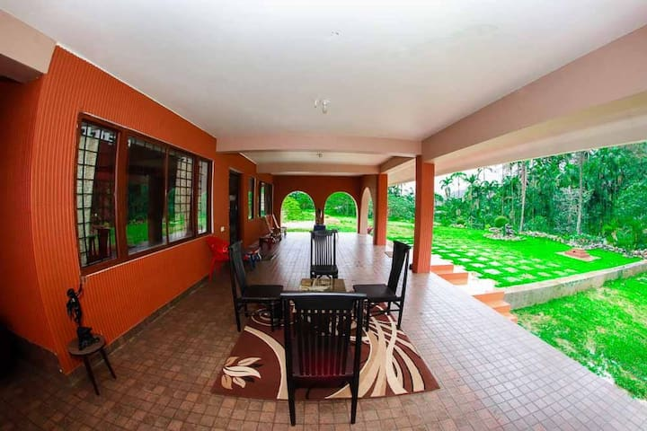 TripThrill Misty Heights Homestay