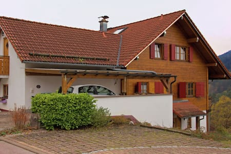 Cozy Apartment in Klosterreichenbach near Ski Area