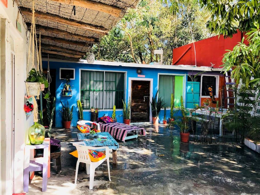 Papaya 39 s home mandarina appartements louer tulum - Mandarina home ourense ...