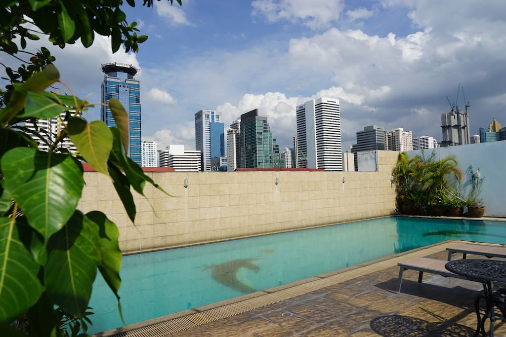 8th Rooftop Swimming Pool