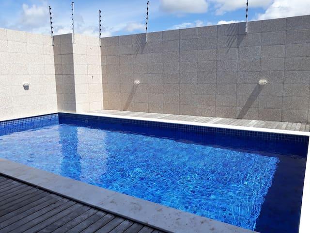 Apartamento Mobiliado para Maior São João do Mundo