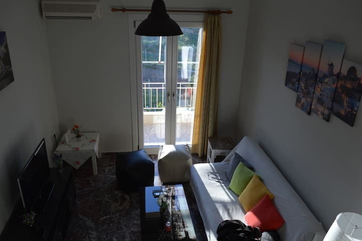 Apartment in Ermoupolis, Syros 400m from the port - Ermoupoli - Appartement